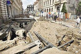 Centrul istoric al Capitalei. Foto: romanialibera.ro