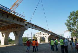 Lucrările la pasajul Mihai Bravu au fost oprite. Foto: money.ro