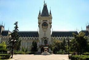 Palatul Culturii din Iași. Sursă foto: Agerpres.
